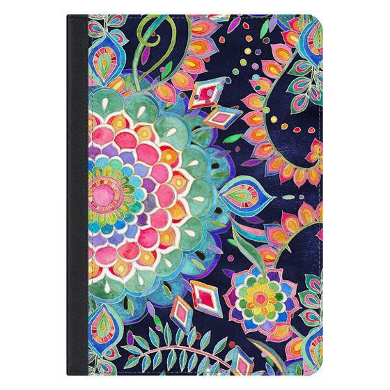 10.5-inch iPad Pro Covers - Color Celebration Mandala iPad cover