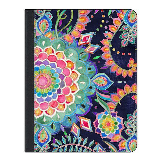 11-inch iPad Pro Covers - Color Celebration Mandala iPad cover