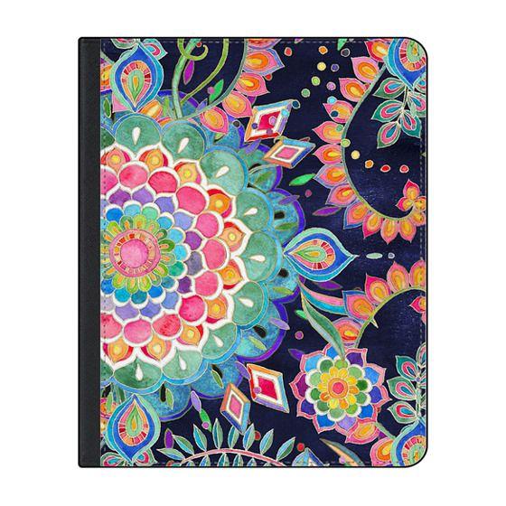 12.9-inch iPad Pro (2018) Covers - Color Celebration Mandala iPad cover