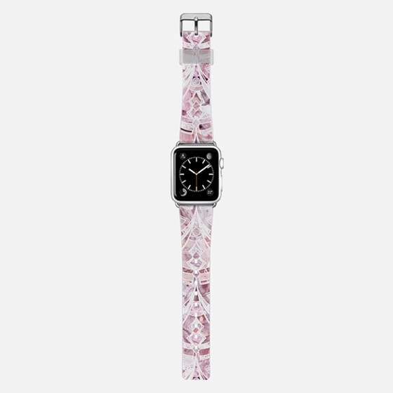 Berry Frosting Art Deco Pattern band -