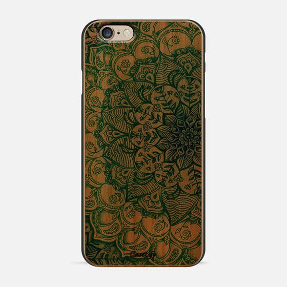 Emerald Doodle -