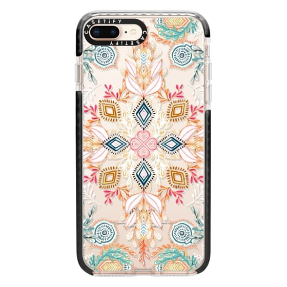 iPhone 8 Plus Cases - Wonderland in Spring - transparent