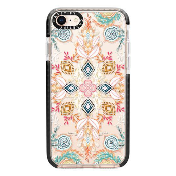 iPhone 8 Cases - Wonderland in Spring - transparent