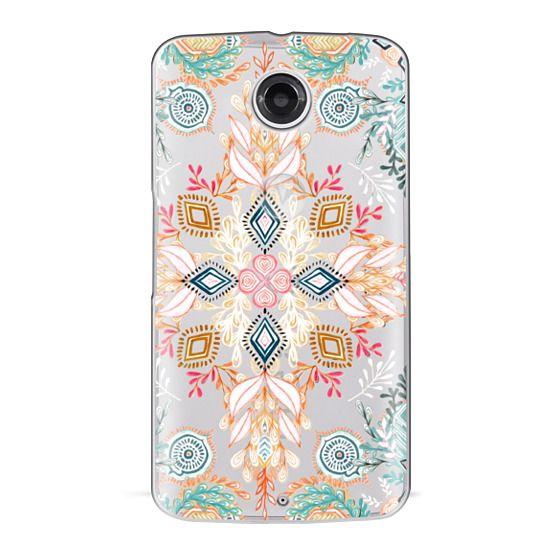 Nexus 6 Cases - Wonderland in Spring - transparent