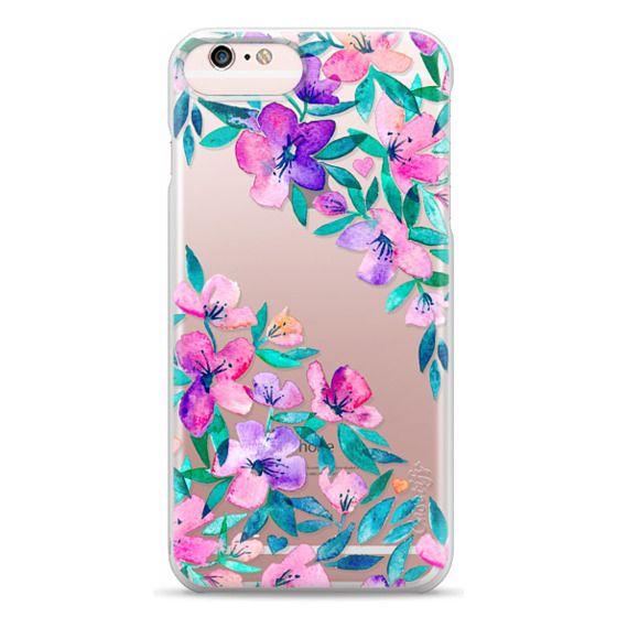 iPhone 6s Plus Cases - Midsummer Floral 2 - translucent