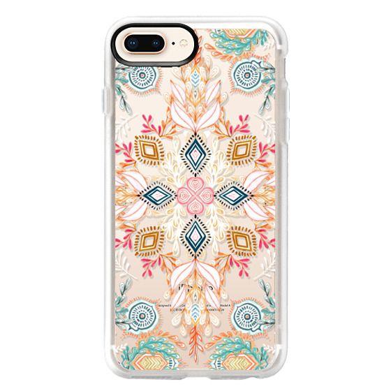 iPhone 8 Plus Cases - Wonderland in Spring - transparent