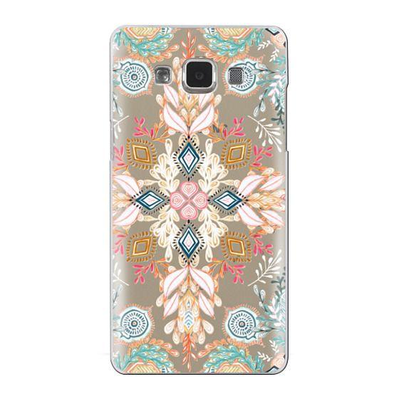 Samsung Galaxy A5 Cases - Wonderland in Spring - transparent