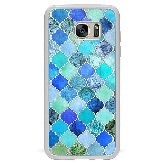 galaxy s7 edge cases blue