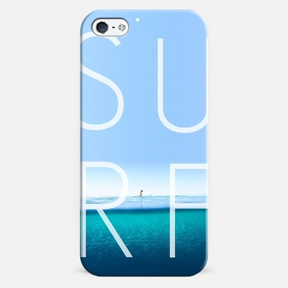 Surf - Classic Snap Case