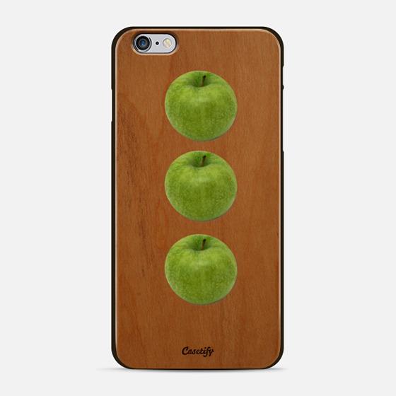 3 apples - Funda New Standard Luxe