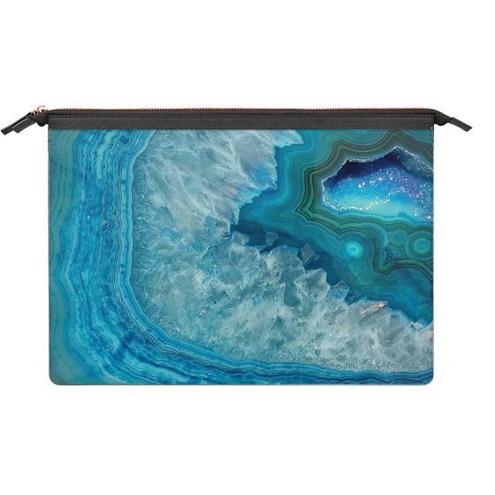 MacBook Air 13 Sleeves - Blue Agate