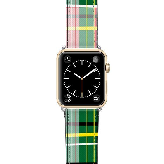 Apple Watch 38mm Bands - Tartan