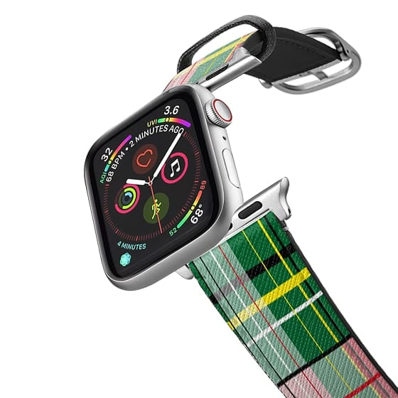 Apple Watch 38mm Bands - Tartan