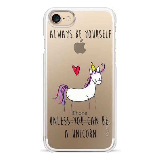 iPhone 7 Cases - Always be a Unicorn