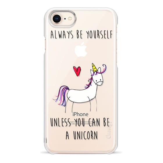 iPhone 8 Cases - Always be a Unicorn