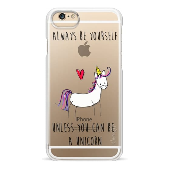 iPhone 6 Cases - Always be a Unicorn