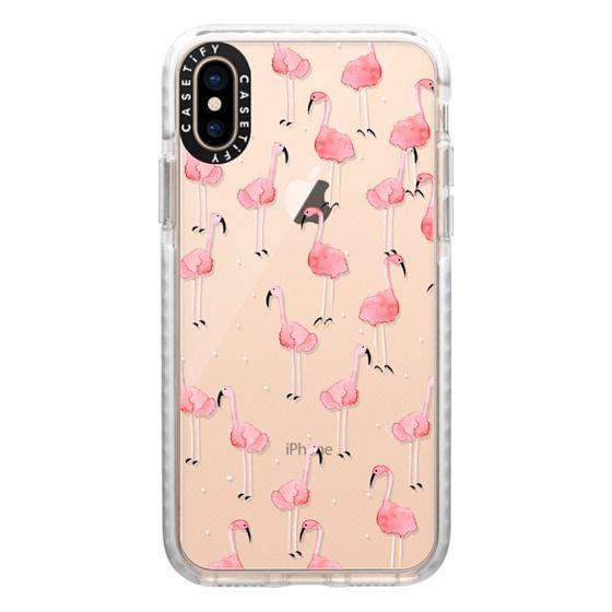 iPhone XS Cases - Flamingo!!!