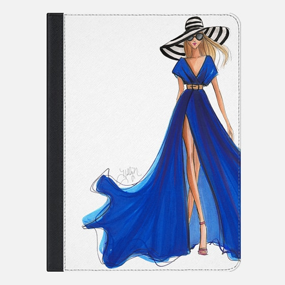 """Azul"" iPad Mini Case"