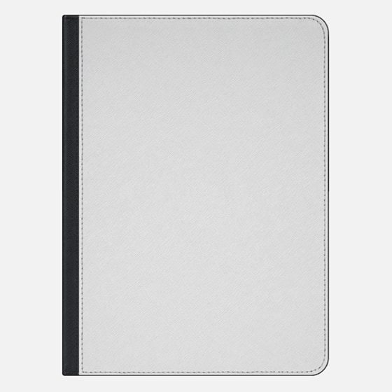 "iPad Pro 12.9"" Case - The Fine Art of Staying In (Transparent iPad Case)"