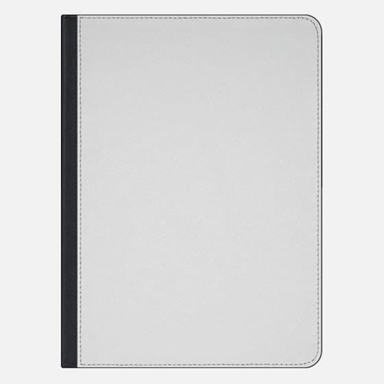 iPad Pro 12.9-inch Case - The Fine Art of Staying In (Transparent iPad Case)