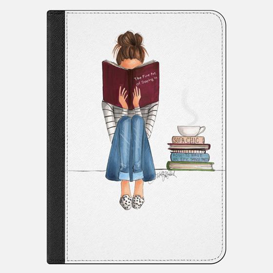 iPad Mini 4 Case - The Fine Art Of Staying In (iPad Case)