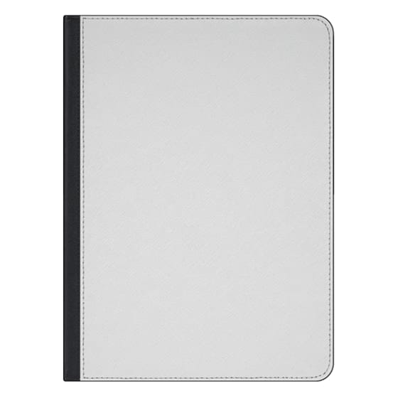 iPad Pro 12.9-インチ ケース - The Fine Art of Staying In (Transparent iPad Case)