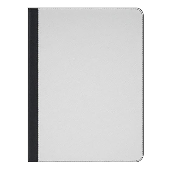 iPad Pro 9.7-inch 保護殼 - The Fine Art of Staying In (Transparent iPad Case)