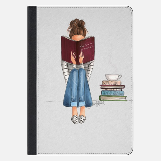 "iPad Pro 10.5"" Case - The Fine Art Of Staying In (iPad Case)"