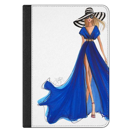 """iPad Mini 4 Covers - """"Azul"""" iPad Mini Case"""