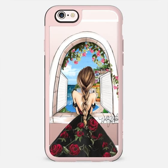 The View (Amalfi Coast/Positano Italy Phone Case) - New Standard Case