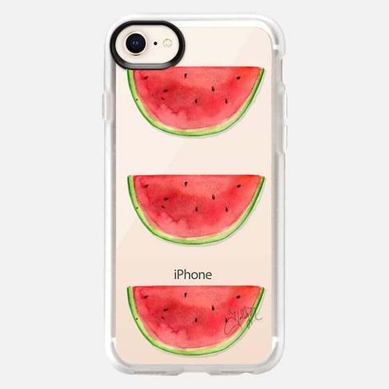 Watermelons Stacked (Transparent) - Snap Case