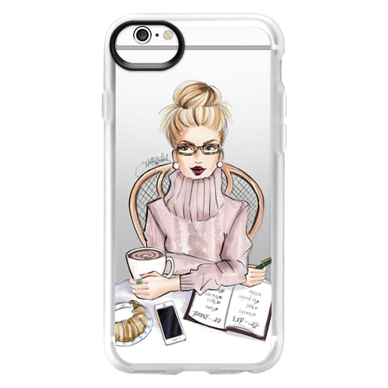 iPhone 6 Cases - LOVE YOU A LATTE (BLONDE)