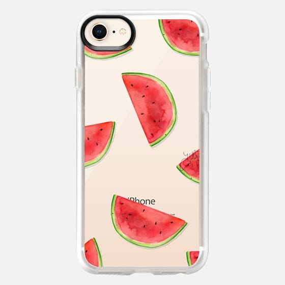 Watermelon Shuffle - Snap Case