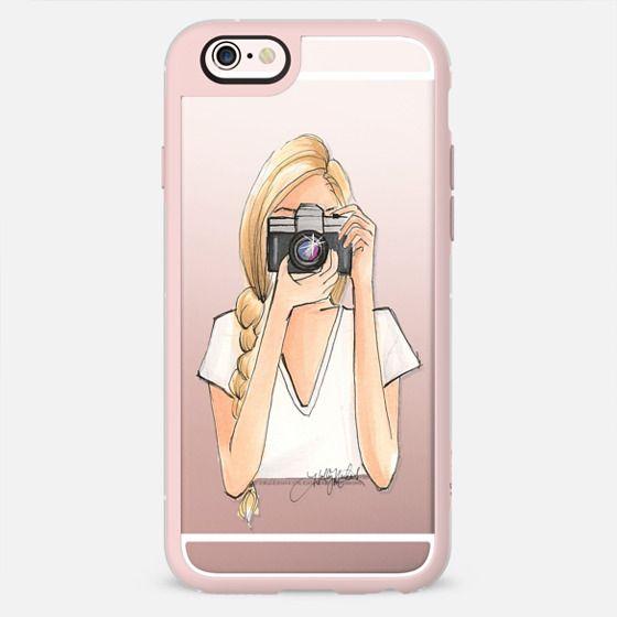ISO (Camera Girl, Transparent Case) - New Standard Case