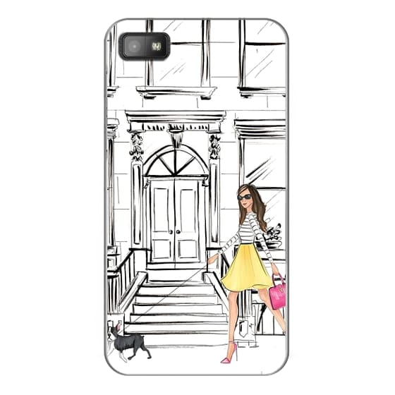 Blackberry Z10 Cases - Boston Brownstone