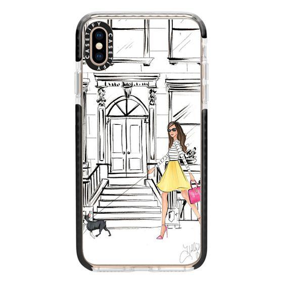 iPhone XS Max Cases - Boston Brownstone
