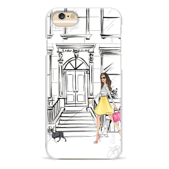 iPhone 4 Cases - Boston Brownstone
