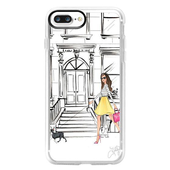 iPhone 7 Plus Cases - Boston Brownstone