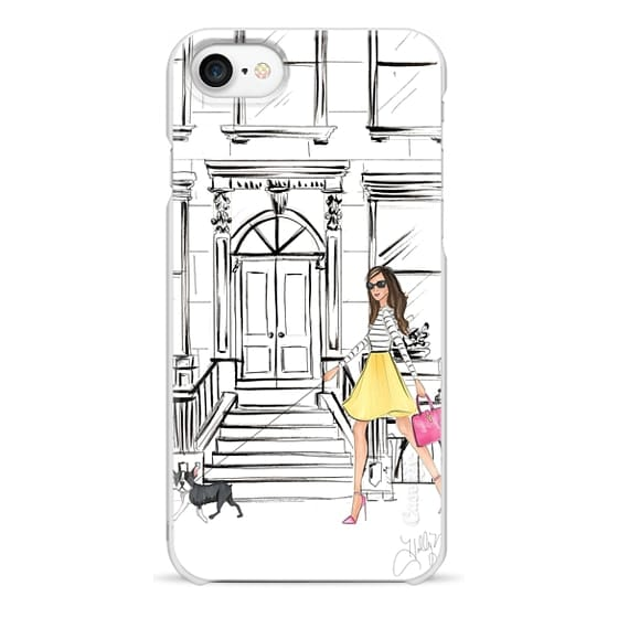 iPhone 7 Cases - Boston Brownstone