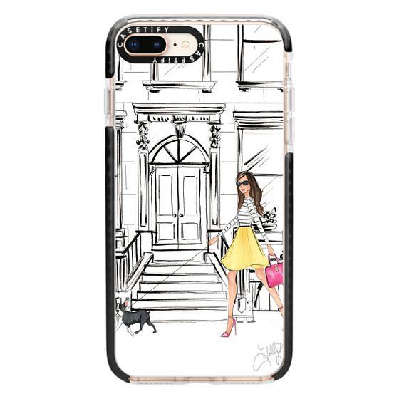 iPhone 8 Plus Cases - Boston Brownstone