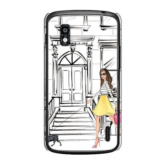 Nexus 4 Cases - Boston Brownstone