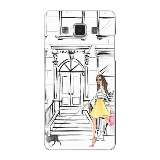 Samsung Galaxy A5 Cases - Boston Brownstone