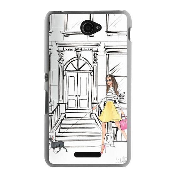 Sony E4 Cases - Boston Brownstone
