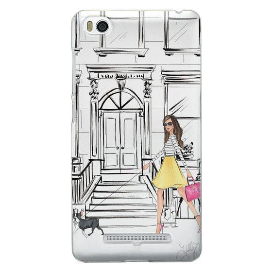 Xiaomi 4i Cases - Boston Brownstone