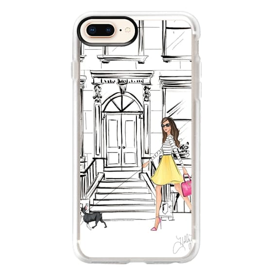 iPhone 8 Plus Cases - Boston Brownstone