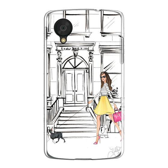 Nexus 5 Cases - Boston Brownstone