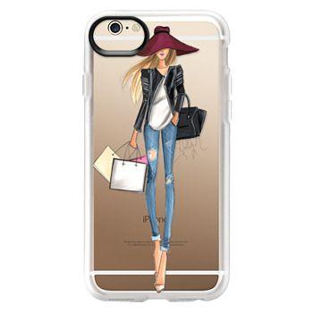 Grip iPhone 6 Case - OOTD (Transparent)