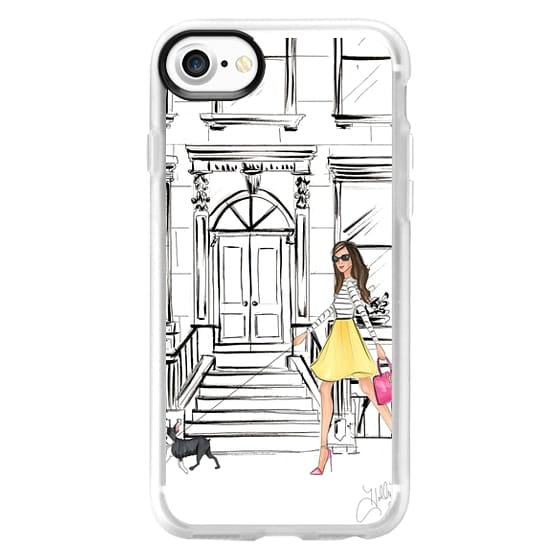 iPhone 7 Cases - Boston Brownstone