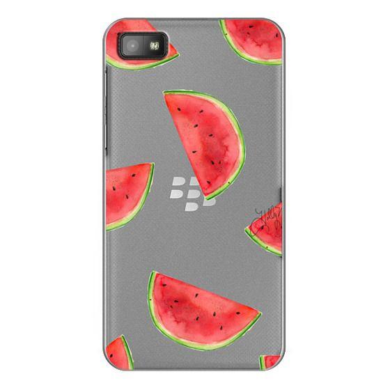 Blackberry Z10 Cases - Watermelon Shuffle