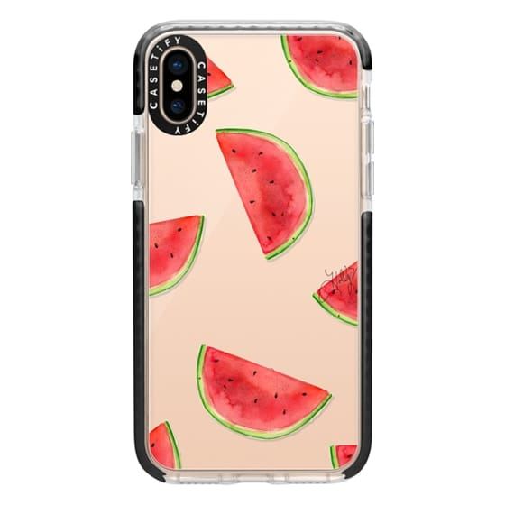 iPhone XS Cases - Watermelon Shuffle